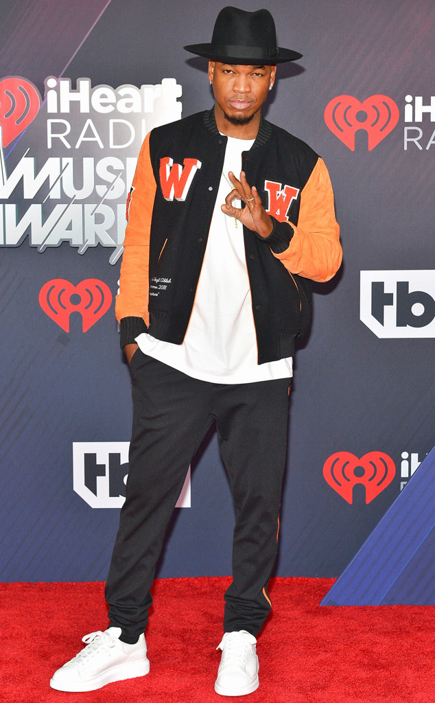 Ne-Yo and G-Eazy's Menswear Wins Big at iHeartRadio Music Awards